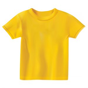 Alphatable photographed isolated shirt