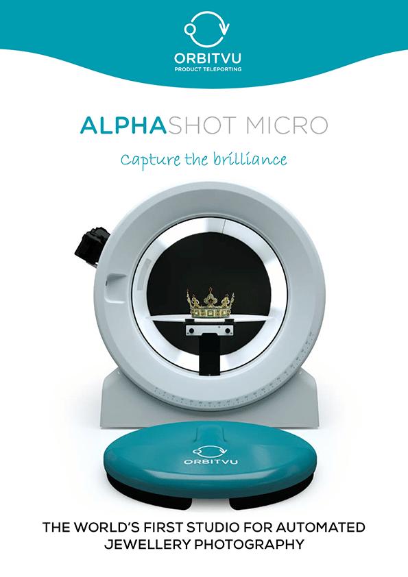 Download brochure Alphashot Micro