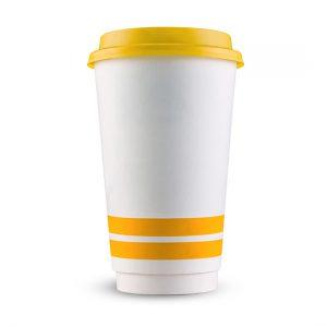 Orbitvu isolated coffee cup