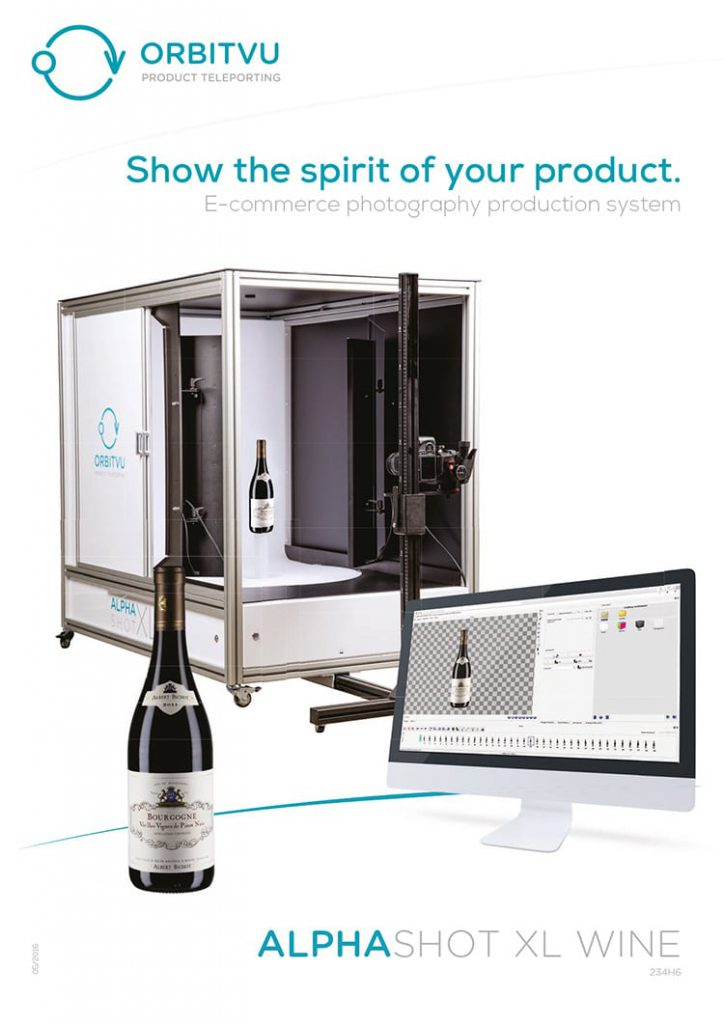 Download brochure Alphashot XL Wine