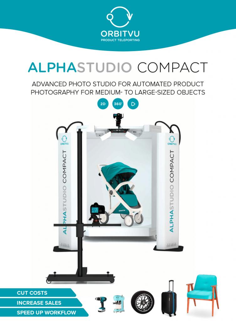 Download brochure Alphastudio Compact Pro