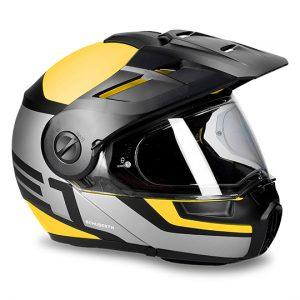 Isolated helmet