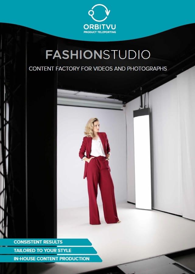 Download brochure Fashionstudio