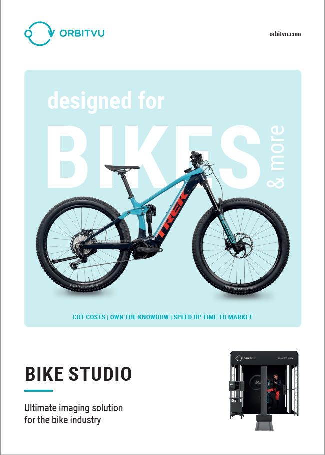 Download brochure Bikestudio